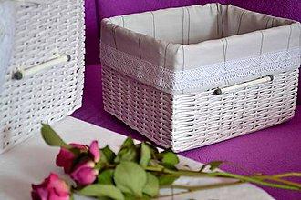 Košíky - Box BAMBIE/ks - 5378444_