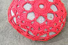 Úžitkový textil - Červený kameň - 5379337_