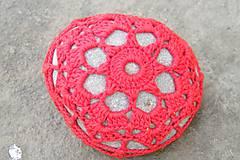Úžitkový textil - Červený kameň - 5379341_