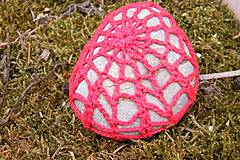 Úžitkový textil - Červený kameň - 5379345_