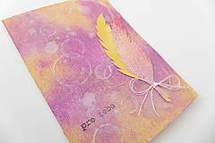 Papiernictvo - pohľadnica Pre teba - 5381000_