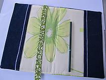 Papiernictvo - Obal na knihu- rozkvitnutý - 5382367_