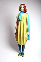 Šaty - Balónové letní šaty RÓMA - 5382985_