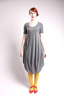 Šaty - letní šaty s balónovou sukní RÉMY - 5382995_