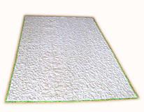 Úžitkový textil - Key Lime quilt - 5388823_