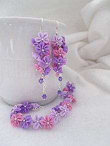 Sady šperkov - V romantických farbách II. set - 5388821_