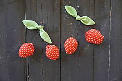 Dekorácie - čerešničky,čerešničky červené - 5388677_