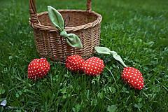 Dekorácie - čerešničky,čerešničky červené - 5388681_