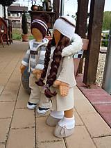 Bábiky - Adam a Lujza - 5389785_