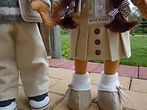 Bábiky - Adam a Lujza - 5389798_