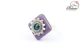 Prstene - Emerald Eye - 5391512_