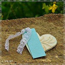 Darčeky pre svadobčanov - Darčeky pre svadobných hostí - menovky - 5391570_