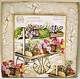 - Záhradný obrázok - 5390358_