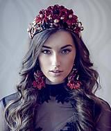 Ozdoby do vlasov - Čelenka-Korunka nr.1 - kolekcia Miss 2015 by Hogo Fogo - 5391635_