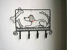 Pre zvieratká - vešiak pre psíka :) - 5394013_