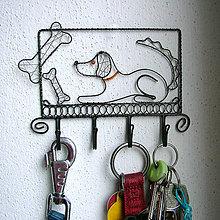 Pre zvieratká - vešiak pre psíka :) - 5394011_