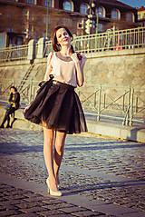 Sukne - Černá klasika - 5396478_