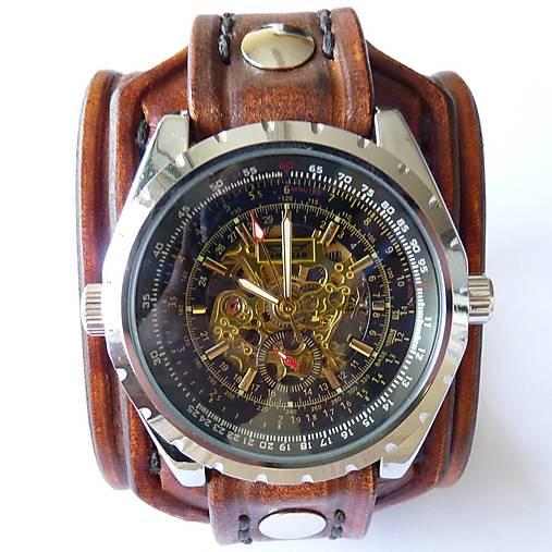 10d2adeb7 Pánske antialergické hodinky / leon - SAShE.sk - Handmade Náramky