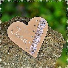Darčeky pre svadobčanov - Darčeky pre svadobných hostí - menovky - 5396334_