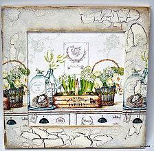 Obrázky - Zátišie s bielymi kvetmi - 5396332_