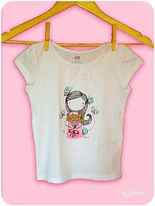 Detské oblečenie - Len ja a môj svet - pre malú slečnu - 5394557_
