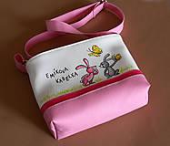 Detské tašky - so zajkami - 5394164_