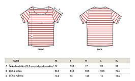 Tričká - Dámske tričko Májofka - 5395263_