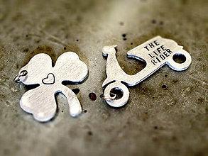 Kľúčenky - CRAZY Edition / 2mm / cena za 1ks.. - 5399101_