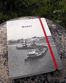 Papiernictvo - Zápisník Dunaj - 5400209_