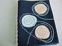 Papiernictvo - Obal na knihu- strojokresba - 5399621_