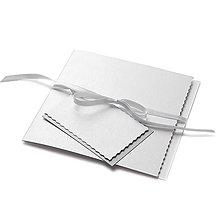 Papiernictvo - Obal na CD/DVD White Pearl - 5398560_