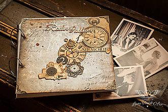 Papiernictvo - Rodinný album \