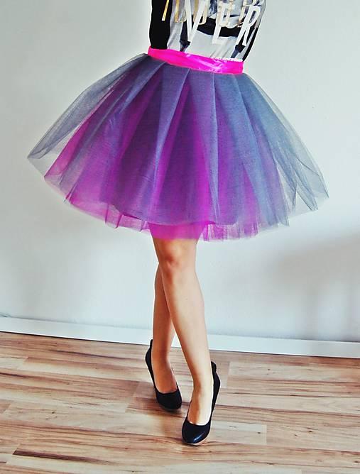 dc9af4b99322 Tylová fialovo-sivá   TinyThea - SAShE.sk - Handmade Sukne