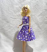Hračky - Milka šatky pre Barbie - 5403130_