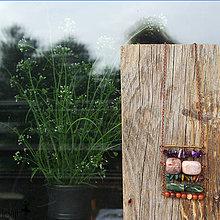 Náhrdelníky - line up natural - 5405410_