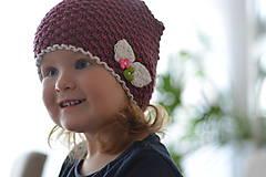 Detské čiapky -  - 5403992_