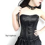 - Gothický korzet III. - 5406078_