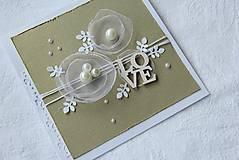 - Svadobná pohľadnica - love - 5408033_