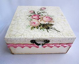 Krabičky - Rose - 5411079_