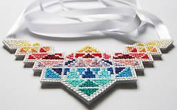 Náhrdelníky - cross - 5409644_
