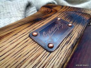 Pomôcky/Nástroje - SAMPO Leather Clamp - 5410345_
