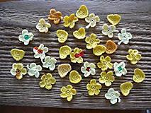 Aplikácie žlto-oranžový mix