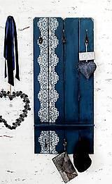 - vešiak EMILY BLUE XL - 5409805_