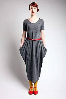 Šaty - Šaty s kapsami -NICOLETY - 5409556_