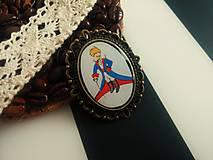 Odznaky/Brošne - Brošnička Malý Princ - 5409696_