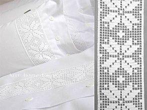 Úžitkový textil - Posteľná bielizeň MICHAELA - 5410690_