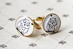Šperky - Manžetové gombičky - 5415449_