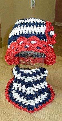 Detské čiapky - Mala namornicka - 5413077_