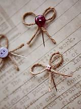 Pierka - Originálne svadobné pierka s gombíkmi - 5418318_