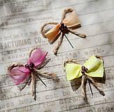 Pierka - Originálne svadobné pierka pre hostí #3 - 5418346_